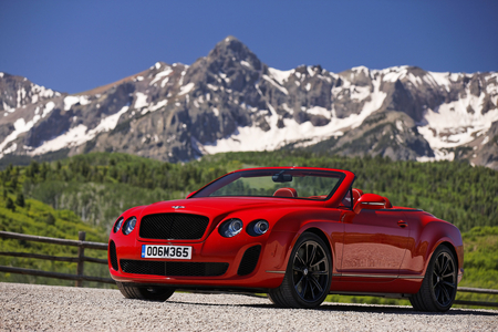 Bentley continental supersport - 01, bentley, car, 2011, 12, picture