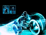Tron: Legacy - Light Cycle