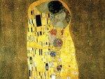♥Gustav Klimt: The Kiss♥