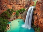 Arizona Waterfall