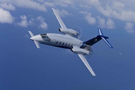 Piaggio Aero P180 Avanti II - ii, piaggio, aero, twin, p180, private, avanti, plane, airplane, engine, p-180