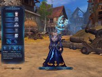 Human Male Mage Forsaken World