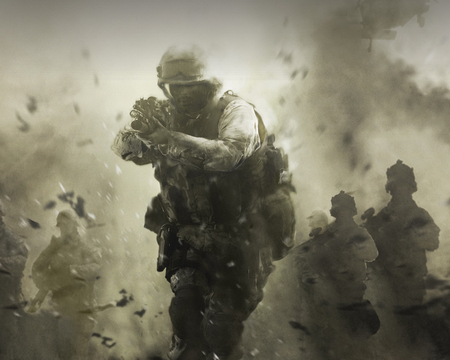 Call of Duty Modern Warfare - call of duty, cod, call of duty 4, modern warfare