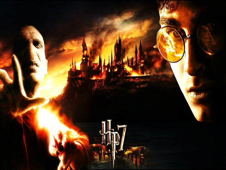 Harry and Voldemort - gt, rg, rtyhh, tr, vreg, h