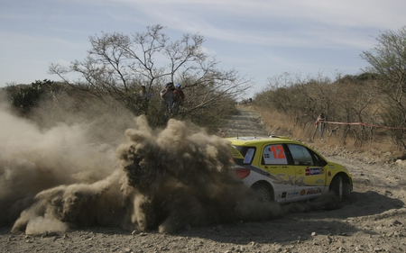 WRC - 2008, mexico, andderson, wrc