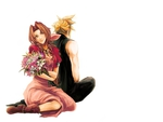 Aerith & Cloud