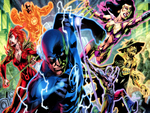 Blackest Night Justice Lanterns