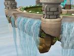 RuneScape Citadel Waterfall