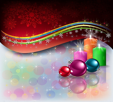 Christmas Sparkle Photography Abstract Background
