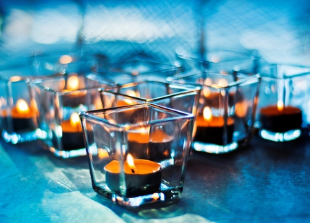 Candles - lights, photography, candles, glass