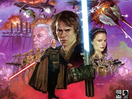 Star Wars Collage Movies Entertainment Background Wallpapers On Desktop Nexus Image 899191