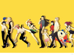 Persona 4 peoples