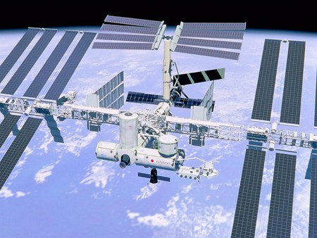 International Space Station - iss, international space station