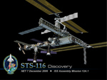STS-116 Discovery