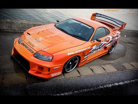 Toyota Supra Modified Wallpaper Modified Toyot Toyota Supra