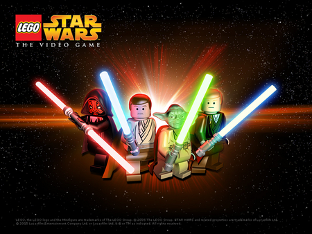 Lego Star Wars Background Wallpaper