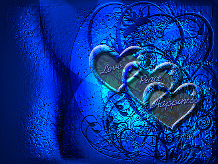 Lovepeacehappiness 60D And CG Abstract Background Wallpapers On New Love Peace Happiness