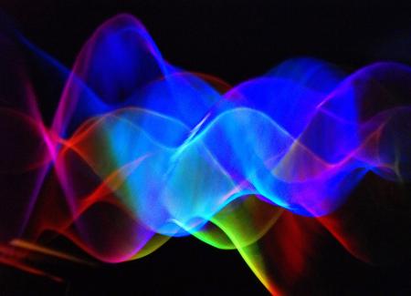 rainbow wave length wallpapers - photo #4