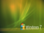 Windows 7 gets aurora green