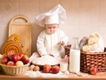 baby_chef_playing_in_kitchen-