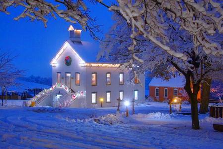 Little Christmas Church