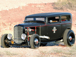 '32 Ford Tudor Highboy Sedan