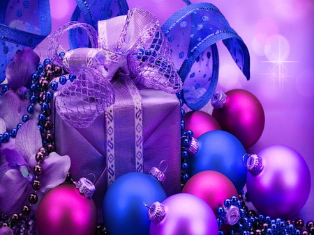 purple christmas other abstract background wallpapers on desktop