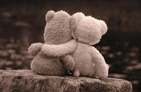 Süße Freundschaft