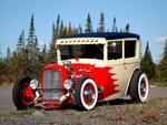 1928 Ford model A Hot Rod sedan