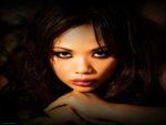 Luana Lani sexy eyes