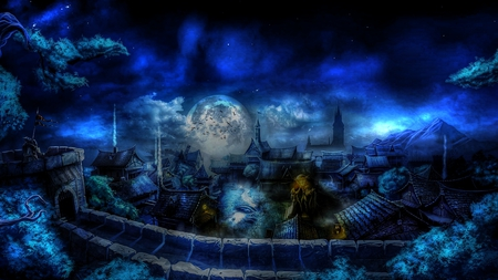 Fantasy world other video games background wallpapers - Mystical background pictures ...