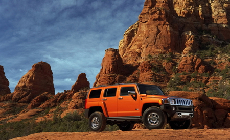 Hummer H3 SUV - h3, car, 18, hummer, 2011, 12, picture