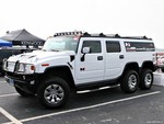 Hummer h6 luv( luxury utility vihecle)