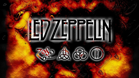 Led Zeppelin Zoso - bands, rock, led zeppelin, album