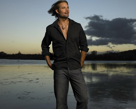 Sawyer {Lost} - entertainment, tv series, sawyer, josh holloway, actor, people