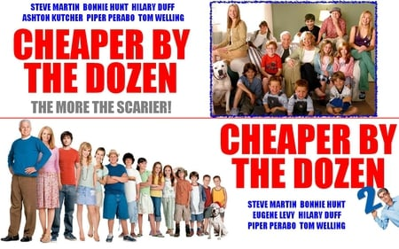 Cheaper By The Dozen 1 and 2 - Movies & Entertainment Background Wallpapers  on Desktop Nexus (Image 910221)