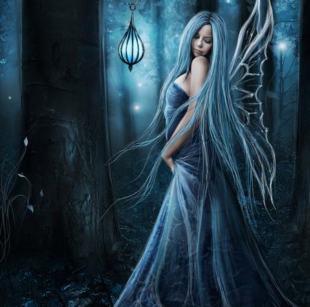 3d fantasy art fairies - photo #36