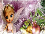 Sweet Christmas Fairy
