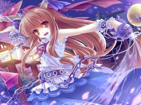 Ibuki Suika Other Anime Background Wallpapers On Desktop