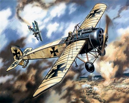 World War 1 Pfalz EIV