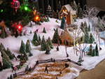 Christmas Village View3