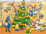Have a Pokemon Christmas!~
