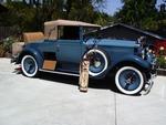 '29 Packard Convertible