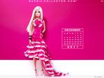 Pink, Barbie, December,2011