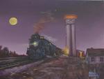 "Farmers Elevator, Cimarron, Kansas ""My Glory Years"""