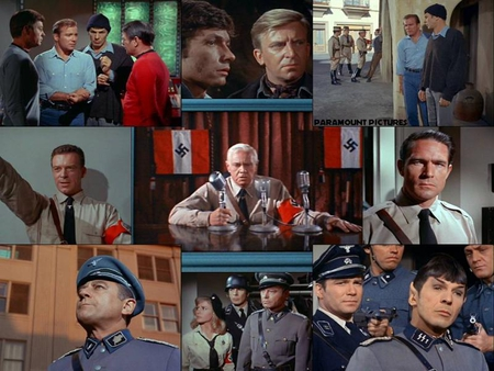 Patterns of Force - classic trek, star trek, trek, patterns of force
