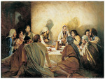 JESUS AT PASSOVER