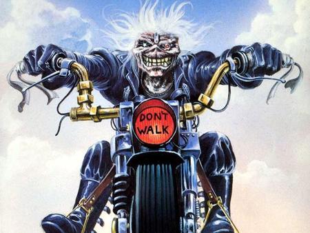 Motorcycle Demon Wallpaper