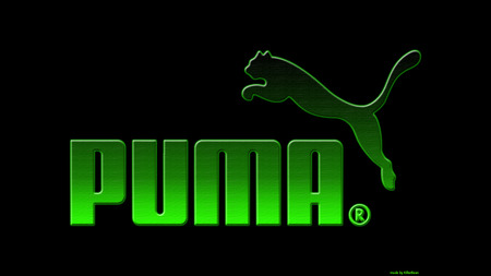 Puma Green - Other & Sports Background Wallpapers on ...
