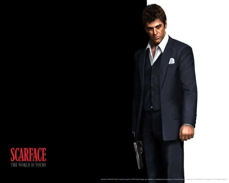 Tony Montana Actors People Background Wallpapers On